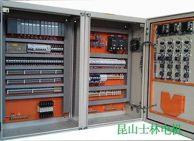 PLC废气处理控制柜